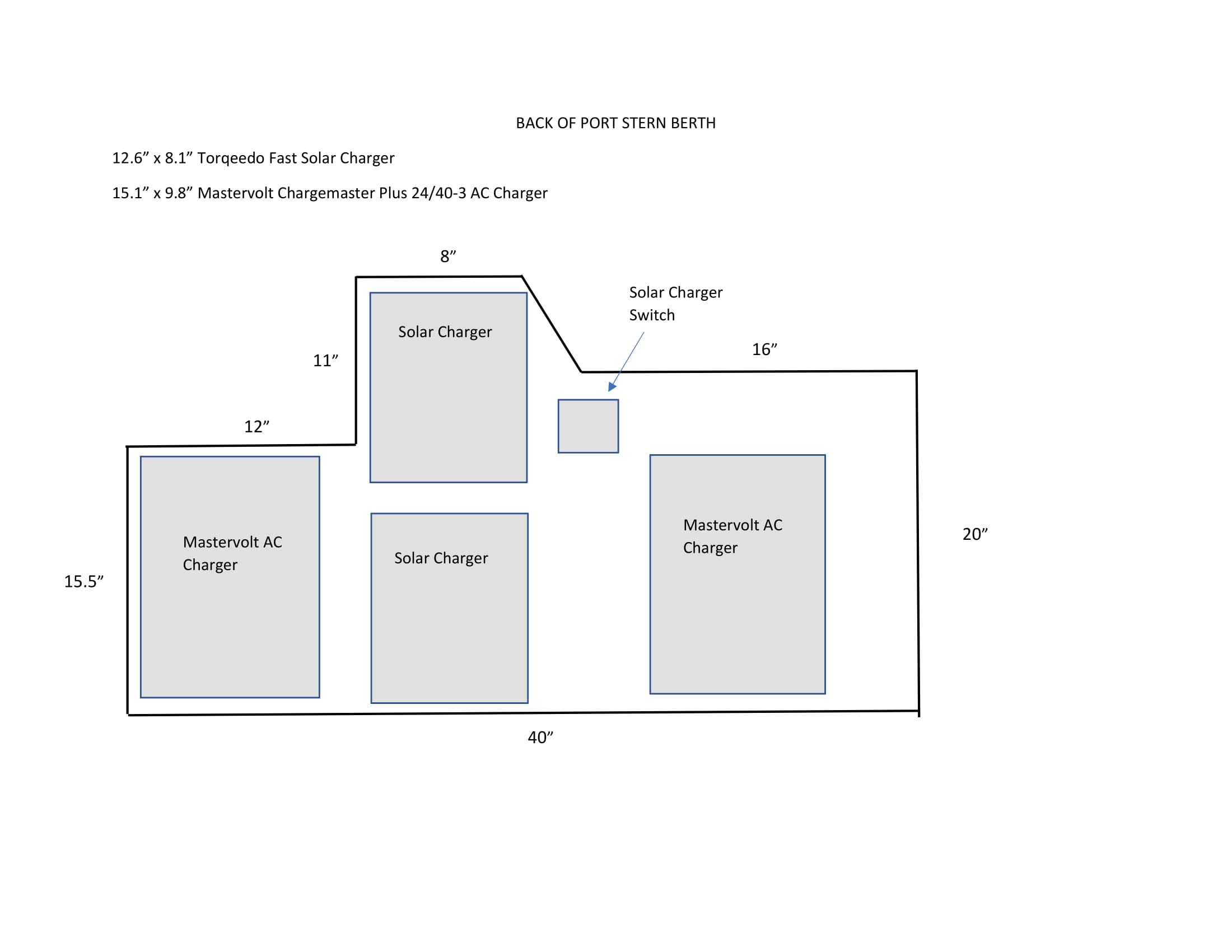 Schematic for Back of Port Compartment-1